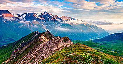 Quais São Os Países Alpinos Da Europa?