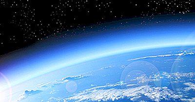 ¿Cuáles Son Las Causas Y Los Efectos De La Contaminación Del Aire En El Ozono?