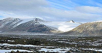 Vad Är Antarktis Torra Dalar?