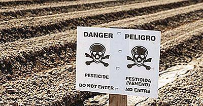 Wat Zijn De Effecten Van Pesticidenvergiftiging?