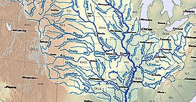 O Que São Bacias Hidrográficas E Bacias De Drenagem?