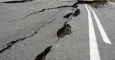 Was Verursacht Erdbeben?