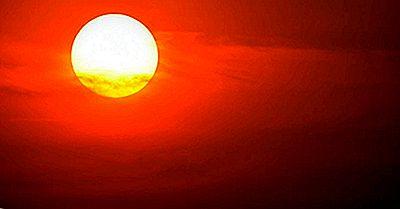 ¿Qué Causa Una Ola De Calor?