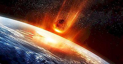 Quais Poderiam Ser As Causas Não-Antropogênicas De Uma Catástrofe Global?