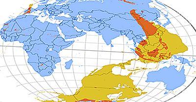 Ce Este Un Antipod În Geografie?
