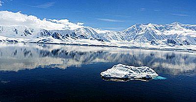 Vad Är Den Antarktiska Konvergensen?