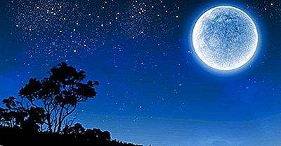 Hvad Er En Blå Måne?