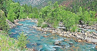 O Que É Uma Área De Captação De Um Rio Ou Lago?