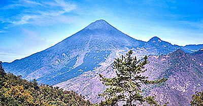¿Qué Es El Arco Volcánico De América Central?