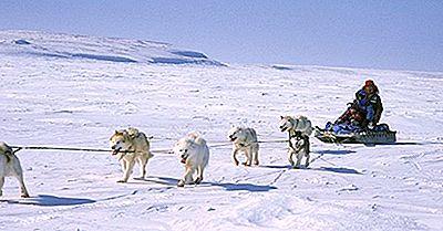 ¿Cómo Es El Clima Y El Paisaje De Nunavut?