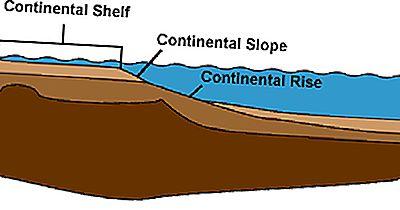 ¿Qué Es Una Plataforma Continental?