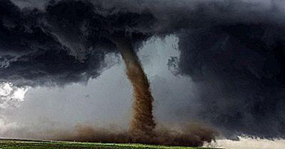 ¿Cuál Es La Diferencia Entre Huracanes Y Tornados?
