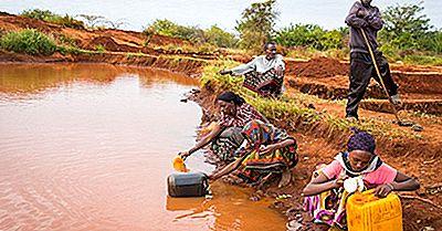 Was Ist Der Unterschied Zwischen Wasserdruck Und Einer Wasserkrise?