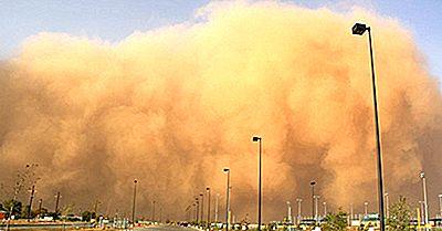 O Que É Uma Tempestade De Poeira?