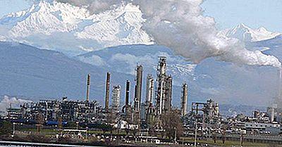 Quel Est L'Impact Environnemental De L'Industrie Pétrolière?