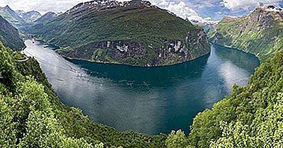 Qu'Est-Ce Qu'Un Fjord?