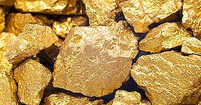 Vad Är Guld?
