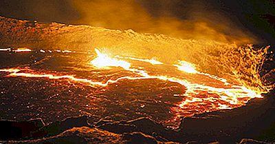 Vad Är En Lava Lake?