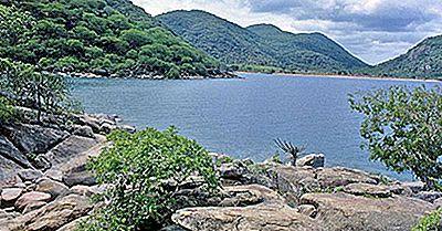 Was Ist Ein Meromictic Lake?