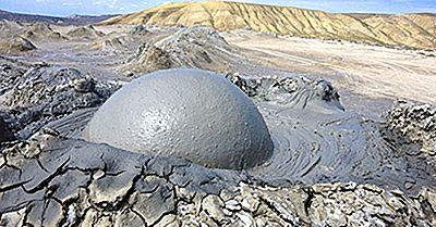 Qu'Est-Ce Qu'Un Volcan De Boue?