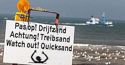 Hva Er Quicksand?