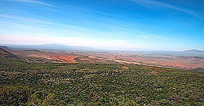 Qu'Est-Ce Qu'Une Vallée Du Rift?