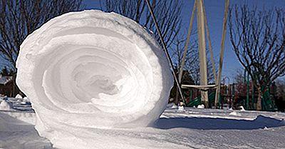 Qu'Est-Ce Qu'Un Rouleau À Neige?