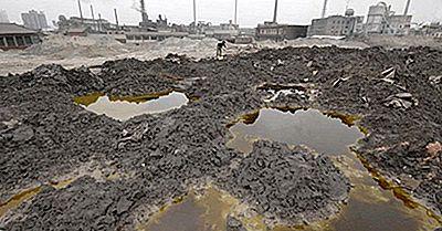 Vad Är Jordföroreningar?