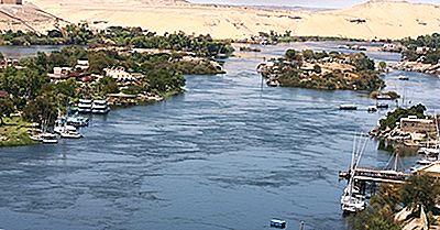 Qual É A Nascente Do Rio Nilo?