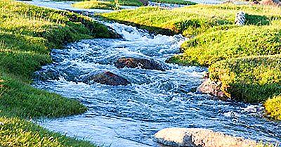Cos'È Un Flusso Nella Geografia?