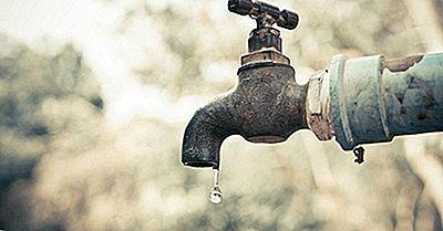 Vad Är Vattenbrist?