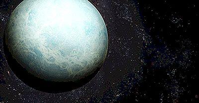 Qu'Est-Ce Qui Fait D'Uranus La Planète La Plus Froide Du Système Solaire?