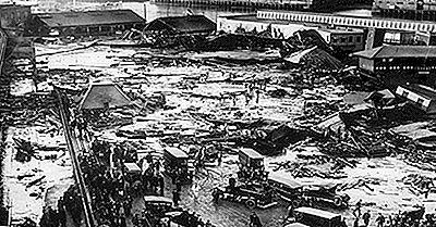 Care A Fost Marea Melasă De Inundații Din Boston?