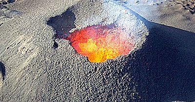 Où Sont La Plupart Des Volcans Susceptibles De Se Former?