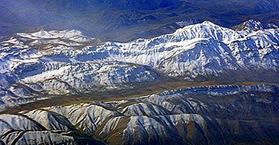 ¿Dónde Están Las Montañas Zagros?