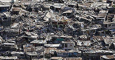 Onde A Maioria Dos Terremotos Ocorre?