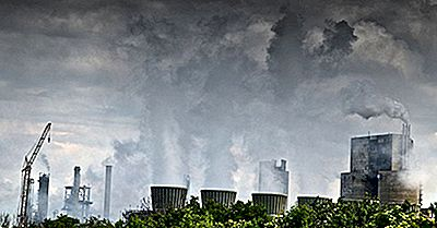Da Dove Viene L'Inquinamento Atmosferico?