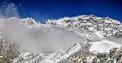 Dove Sale Il Kangchenjunga?
