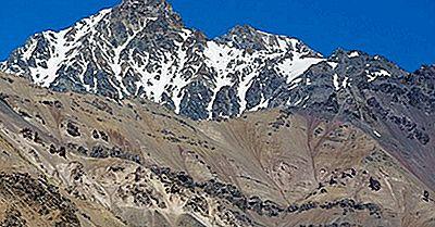 Où Se Situe Le Mont Aconcagua?