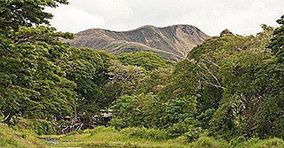 Dove Sorge Il Monte Makarakomburu Rise?