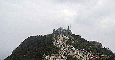 ¿Dónde Se Levanta El Monte Tai (Tai Shan)?