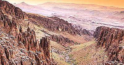 ¿Dónde Se Encuentra La Cordillera Antiatlas?