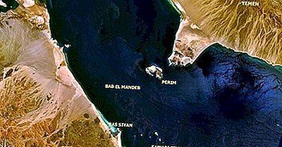 Dov'È Lo Stretto Di Bab El-Mandeb?