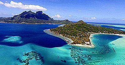 ¿Dónde Está La Isla De Tahití?