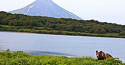 ¿Dónde Está La Península De Kamchatka?