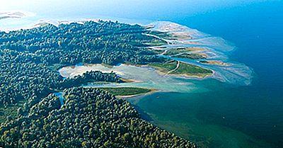 ¿Dónde Está El Delta Más Grande Del Mundo?