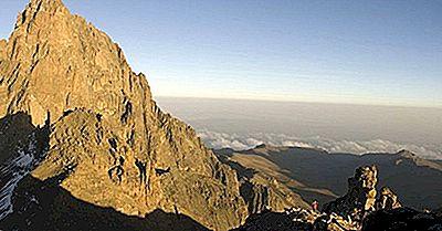 Où Est Situé Le Mont Kenya?