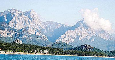 Où Se Trouve Le Complexe Montagneux Des Monts Taurus?