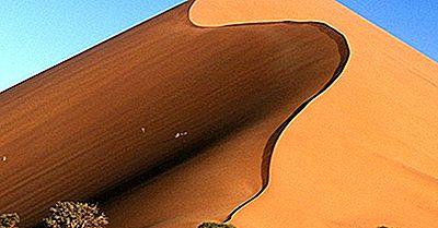 Où Est Le Désert Du Namib?