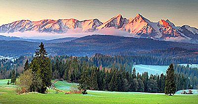 Wo Befindet Sich Die Tatra-Bergkette?
